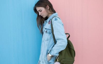 Posture advice: Is your backpack too heavy for comfort?