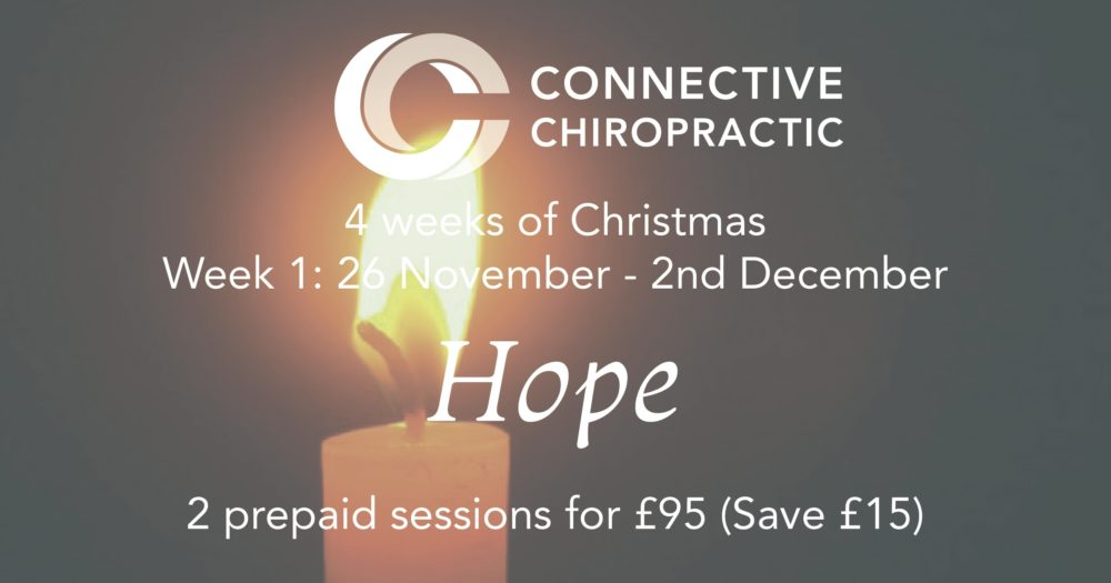 Week 1 Christmas offers at Basingstoke Chiropractic Clinic, Connective Chiropractic