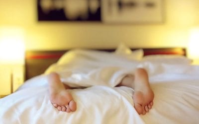 Sleeping on your front: Sleep tips series 2/6
