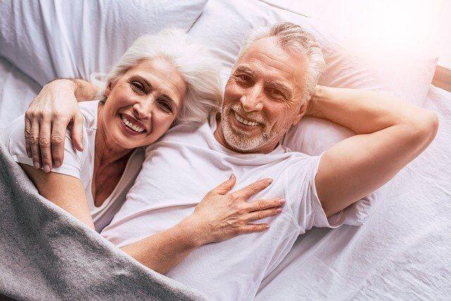 Sleeping on your back: Sleep tips series 4/6