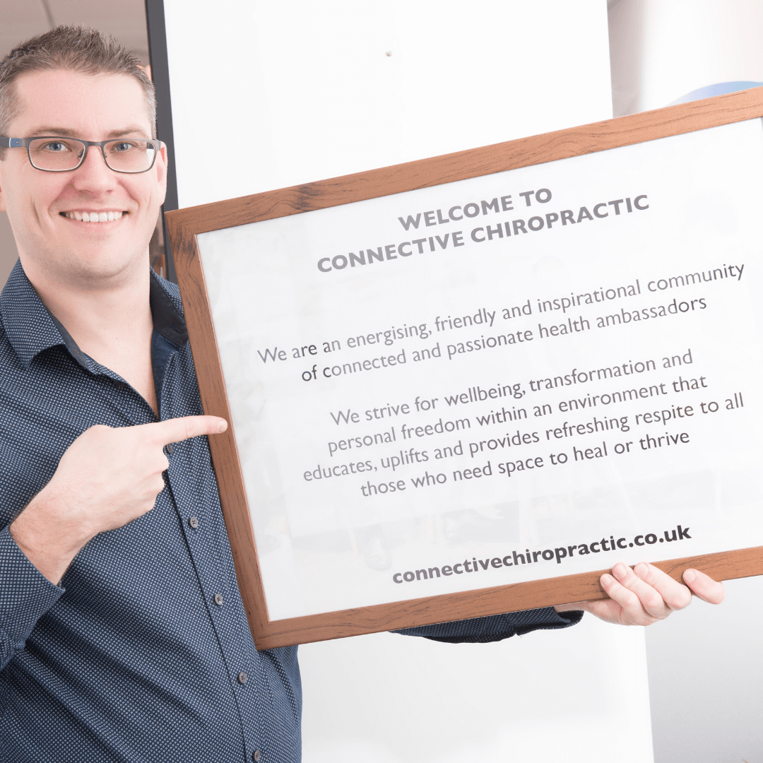 Intention Statement at Connective Chiropractic