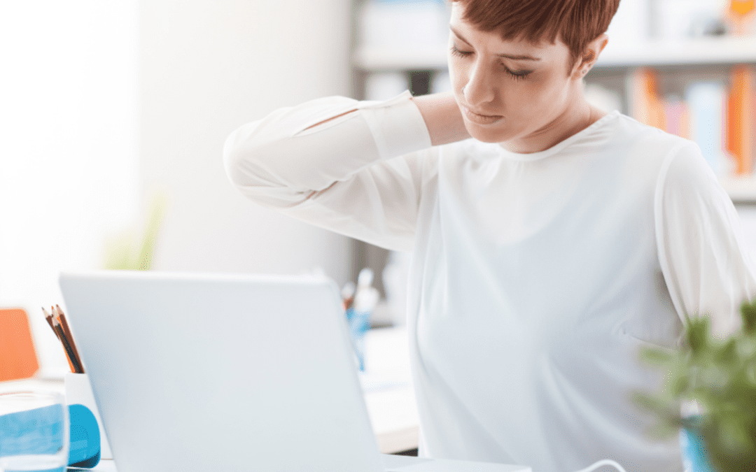 Eliminating Neck Pain and Headaches: Working From Home tips series 2/4