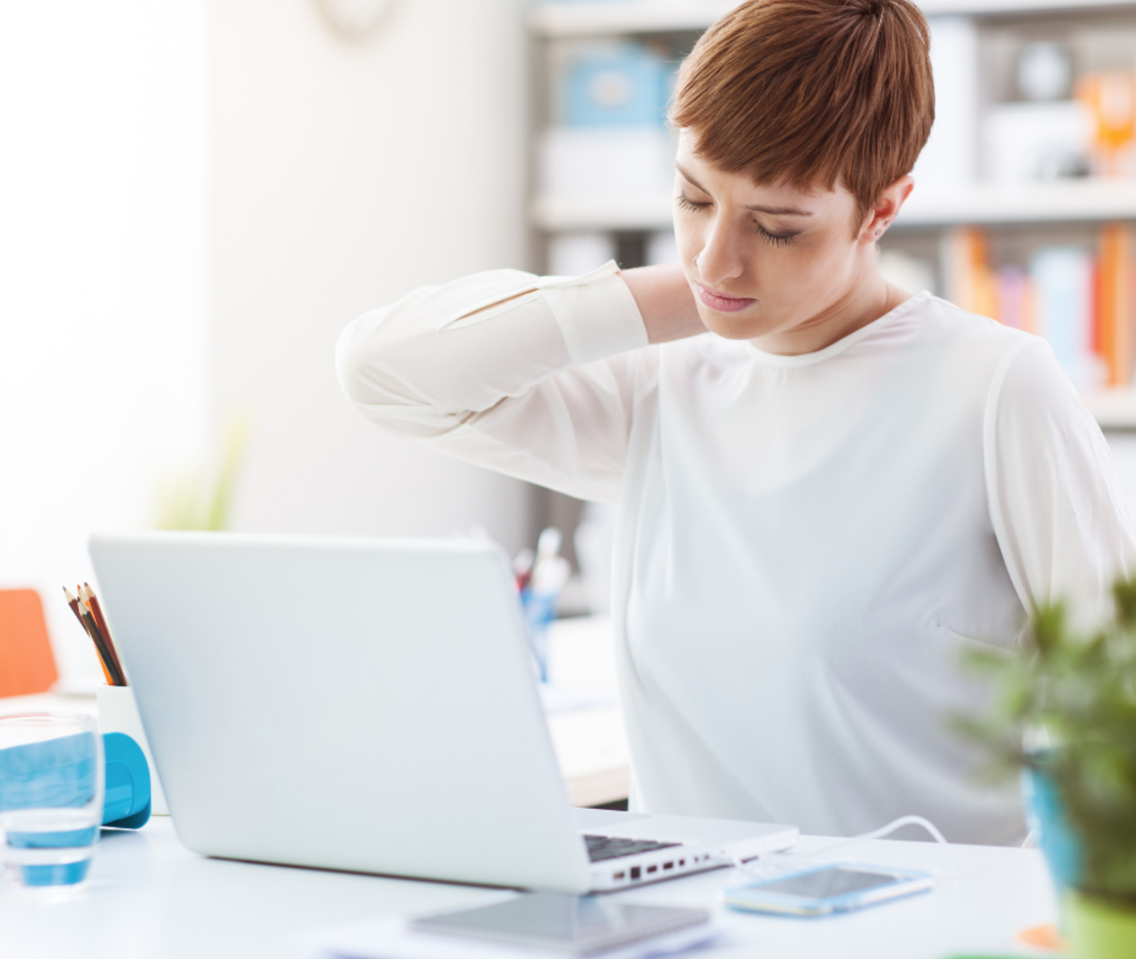 Eliminating Neck Pain and Headaches when Working From Home